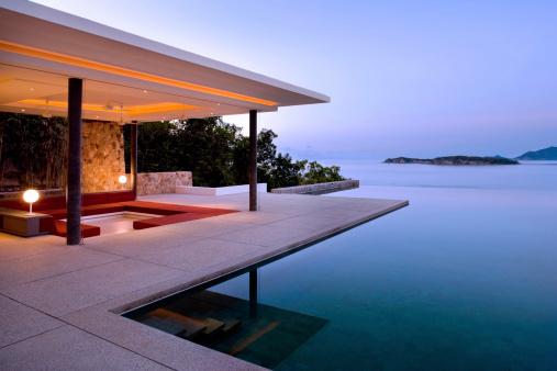 Chalet「Island Villa Sunrise」:スマホ壁紙(18)