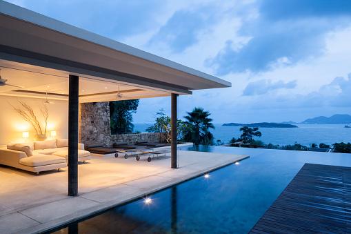 Sea「Island Villa」:スマホ壁紙(17)
