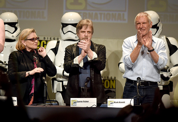 Star Wars「Comic-Con International 2015 - Lucasfilm Panel」:写真・画像(2)[壁紙.com]