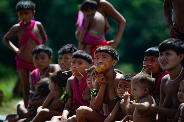 South America「Health Care and Coronavirus (COVID - 19) Prevention to Natives of the Yanomami Land」:写真・画像(7)[壁紙.com]