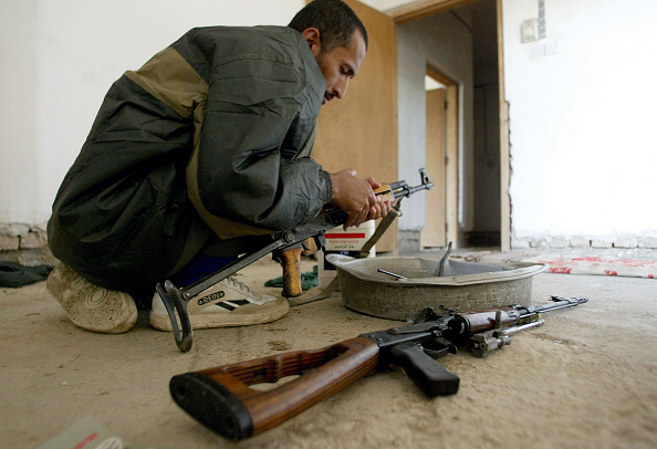 Ghaith Abdul-Ahad「Fallujah Insurgents Prepare For U.S. Offensive」:写真・画像(12)[壁紙.com]