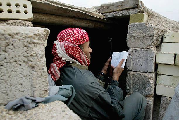 Fallujah Insurgents Prepare For U.S. Offensive:ニュース(壁紙.com)