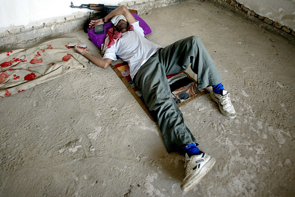 Ghaith Abdul-Ahad「Fallujah Insurgents Prepare For U.S. Offensive」:写真・画像(9)[壁紙.com]