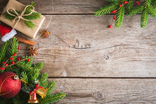 Christmas card「Mary Christmas and Happy New Year」:スマホ壁紙(15)