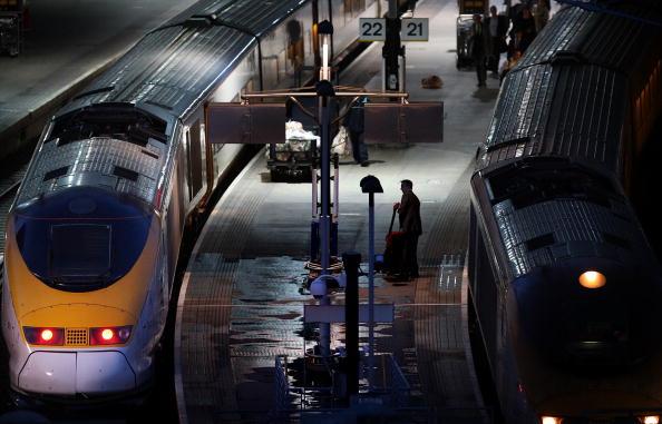 Transportation「Waterloo's Final Day As Eurostar Terminal」:写真・画像(11)[壁紙.com]