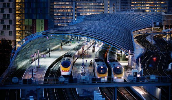 Waterloo Railway Station - London「Waterloo's Final Day As Eurostar Terminal」:写真・画像(10)[壁紙.com]