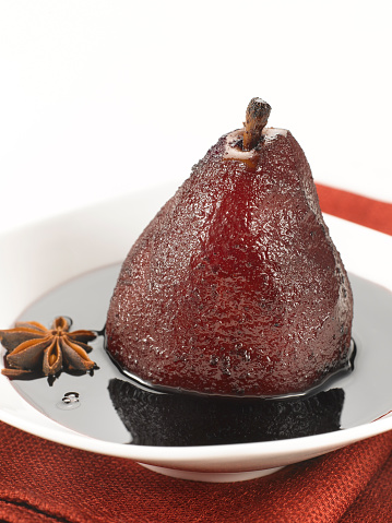 Pear「Port Poached Pears」:スマホ壁紙(8)