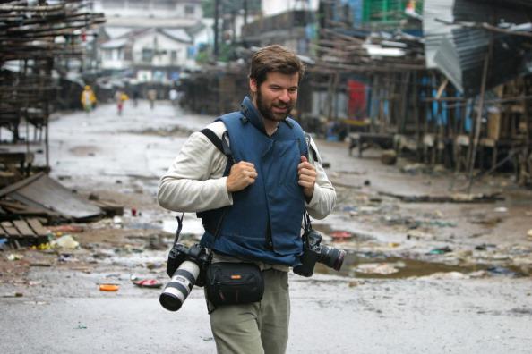 Chris Hondros「Getty Images Photographer Chris Hondros」:写真・画像(2)[壁紙.com]