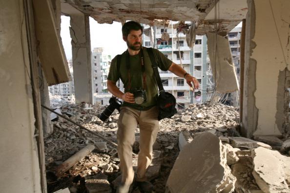 Chris Hondros「Getty Images Photographer Chris Hondros」:写真・画像(1)[壁紙.com]