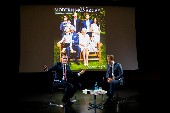 Tristan Fewings「Chris Jackson: Modern Monarchy - V&A Talk」:写真・画像(1)[壁紙.com]