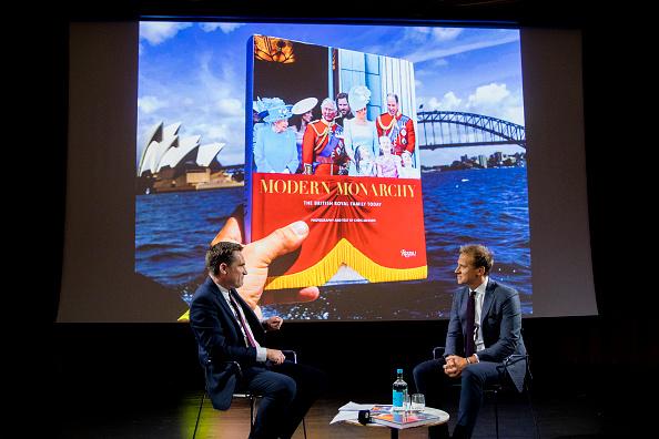 Tristan Fewings「Chris Jackson: Modern Monarchy - V&A Talk」:写真・画像(2)[壁紙.com]