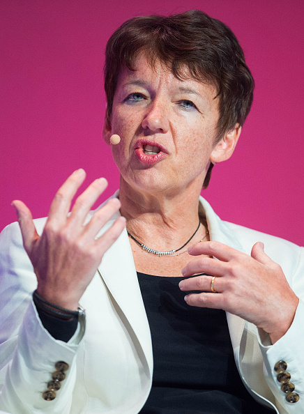 Image「CEO Of Getty Images Dawn Airey Speaks At The Mobile World Congress」:写真・画像(5)[壁紙.com]