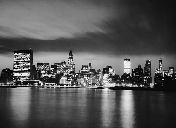 ミッドタウンマンハッタン「NYC skyline at night」:写真・画像(16)[壁紙.com]