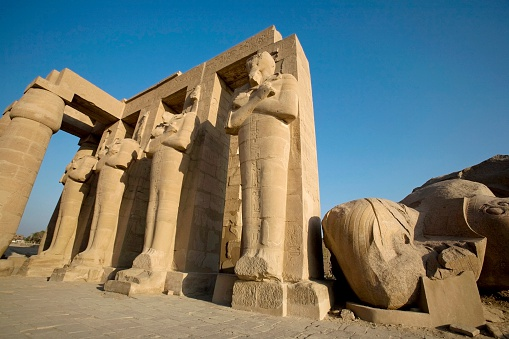 Undertaker「Luxor, Egypt; The Ramesseum」:スマホ壁紙(19)