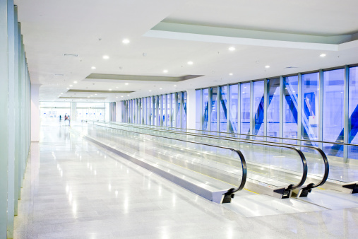 Escalator「business center interior」:スマホ壁紙(15)