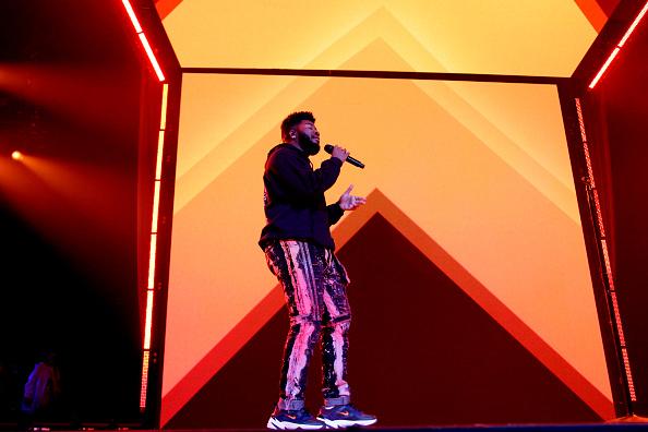 Carefree「Khalid Free Spirit World Tour Opening Night」:写真・画像(9)[壁紙.com]