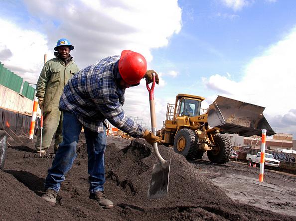 交通輸送「Major Highway Re-construction Continues On Interstate 95 In Philadelphia」:写真・画像(9)[壁紙.com]