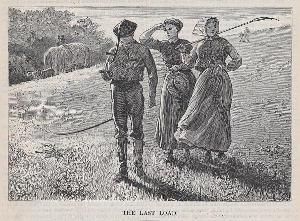 カトラリー「The Last Load (Appletons Journal,」:写真・画像(14)[壁紙.com]