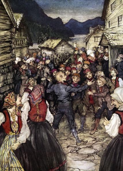 Fairy Tale「Henrik Ibsen 's Peer」:写真・画像(5)[壁紙.com]