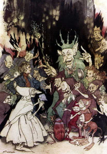 Fairy Tale「Henrik Ibsen 's Peer」:写真・画像(13)[壁紙.com]