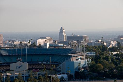 City Of Los Angeles「Dodger Stadium」:スマホ壁紙(7)