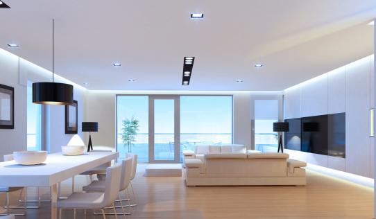 Beauty In Nature「Luxury Penthouse Interior」:スマホ壁紙(16)