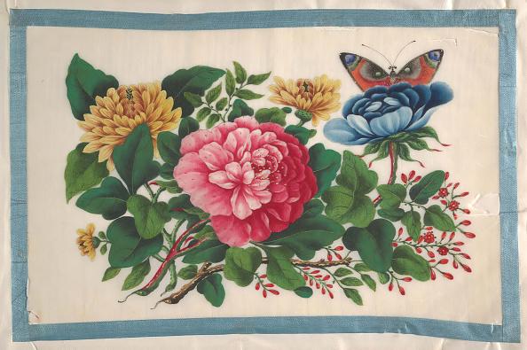 Animal Wildlife「Album Containing Twelve Paintings Of Flowers」:写真・画像(11)[壁紙.com]