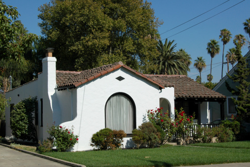 Bungalow「Spanish colonial revival bungalow」:スマホ壁紙(18)