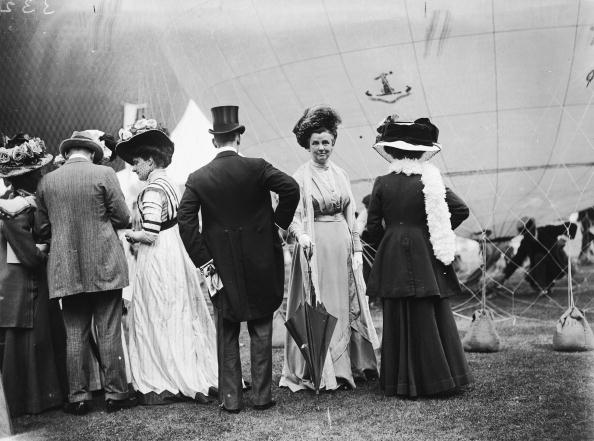 Edwardian Style「Balloon Enthusiasts」:写真・画像(6)[壁紙.com]