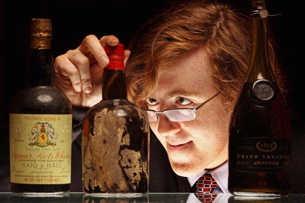 The Past「Rare Victorian Whisky Set To Go Under The Hammer」:写真・画像(4)[壁紙.com]