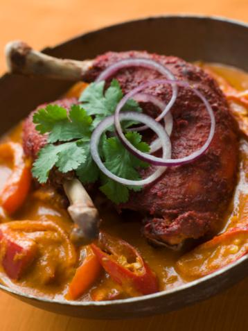Chicken Tandoori「Dish of Makhani Chicken」:スマホ壁紙(5)
