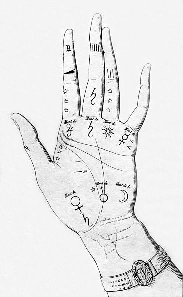 Hand「The left hand of french empress Josephine (Josephine de Beauharnais 1763-1814), 1814, engraving, coll. BnF-Paris」:写真・画像(7)[壁紙.com]
