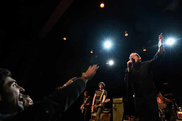 Stage - Performance Space「Chrysler Presents The Hold Steady Powered By Pandora」:写真・画像(0)[壁紙.com]