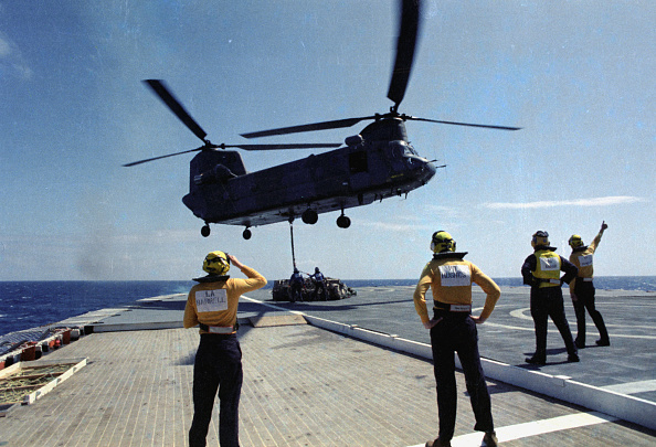 CH-47 Chinook「Falklands War」:写真・画像(0)[壁紙.com]