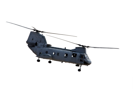 CH-47 Chinook「CH-46 Chinook Helicopter」:スマホ壁紙(0)
