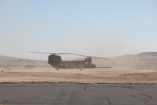 CH-47 Chinook「Chinook helicopter, New Mexico, USA」:スマホ壁紙(15)