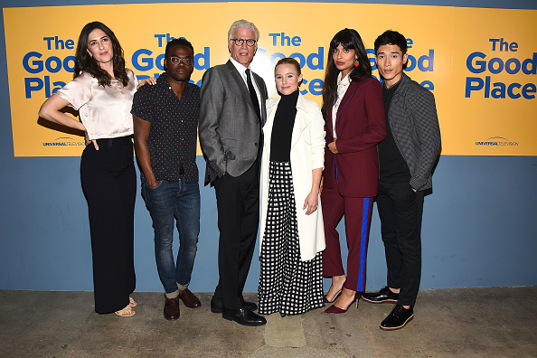 """Kristen Bell「Universal Television's FYC @ UCB - """"The Good Place"""" - Arrivals」:写真・画像(6)[壁紙.com]"""