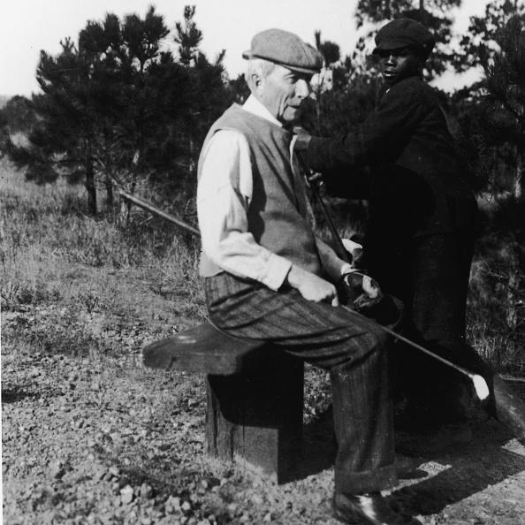 Corporate Business「John D. Rockefeller Golfing」:写真・画像(6)[壁紙.com]