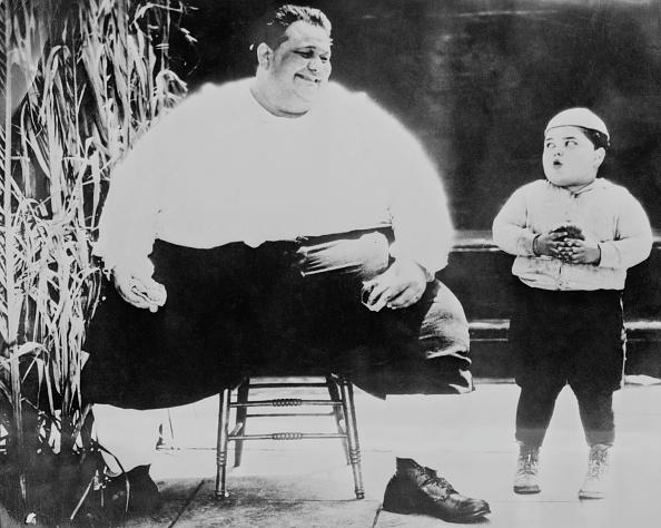男「Joe Cobb And Fattest Man」:写真・画像(8)[壁紙.com]