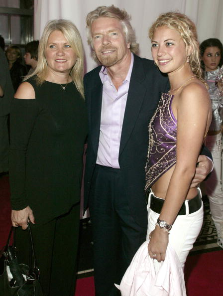 Charlie's Angels「Richard Branson With Wife And Daughter Holly At The Charlie's Angels: Full Throttle London After party 」:写真・画像(9)[壁紙.com]