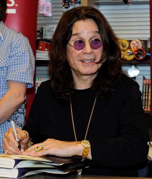 "Borders Books「Ozzy Osbourne Book Signing For ""I Am Ozzy""」:写真・画像(17)[壁紙.com]"