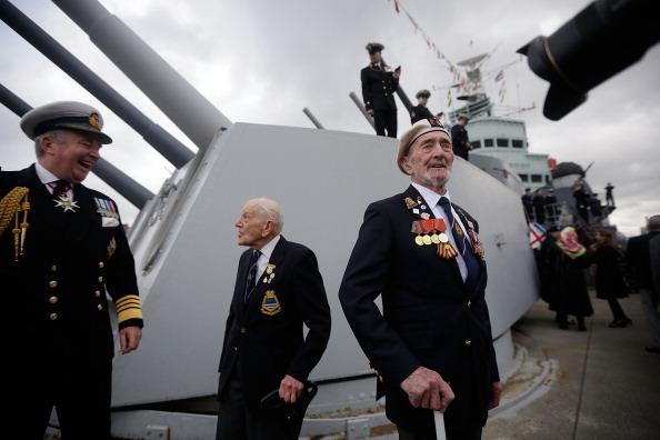 HMS Belfast「HMS Belfast Celebrates Its 75th Anniversary」:写真・画像(16)[壁紙.com]
