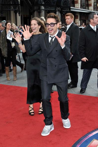 Black Suit「Iron Man 3 - Special Screening - Arrivals」:写真・画像(12)[壁紙.com]