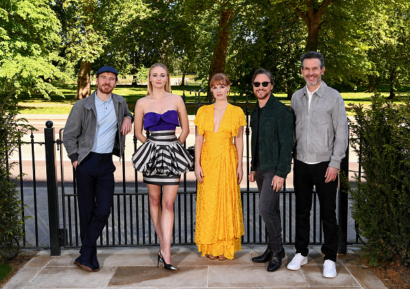 Jeff Spicer「X-Men: Dark Phoenix London Photocall」:写真・画像(4)[壁紙.com]
