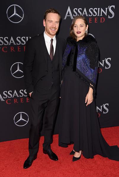 "Film Premiere「""Assassin's Creed"" New York Premiere - Red Carpet」:写真・画像(5)[壁紙.com]"