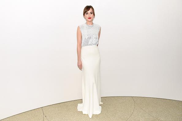 白「2015 Guggenheim International Gala Dinner Made Possible By Dior」:写真・画像(1)[壁紙.com]