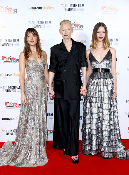 "Film Industry「""Suspiria"" UK Premiere -  62nd BFI London Film Festival」:写真・画像(18)[壁紙.com]"