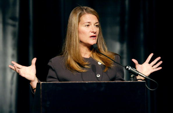 Keynote Speech「Melinda Gates Addresses 2003 National Conference Of State Legislatures」:写真・画像(16)[壁紙.com]