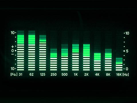 Audio Equipment「Graphic equalizer LED lights」:スマホ壁紙(6)