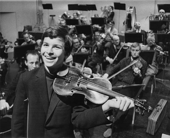 Violinist「Vaclav Hudecek」:写真・画像(11)[壁紙.com]
